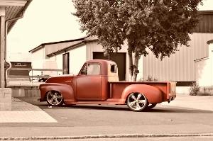 Chevrolet Pickup Truck jänkare CC0 licens