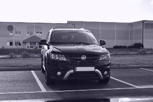 Fiat Freemont 2015 frontparti CC0 licens