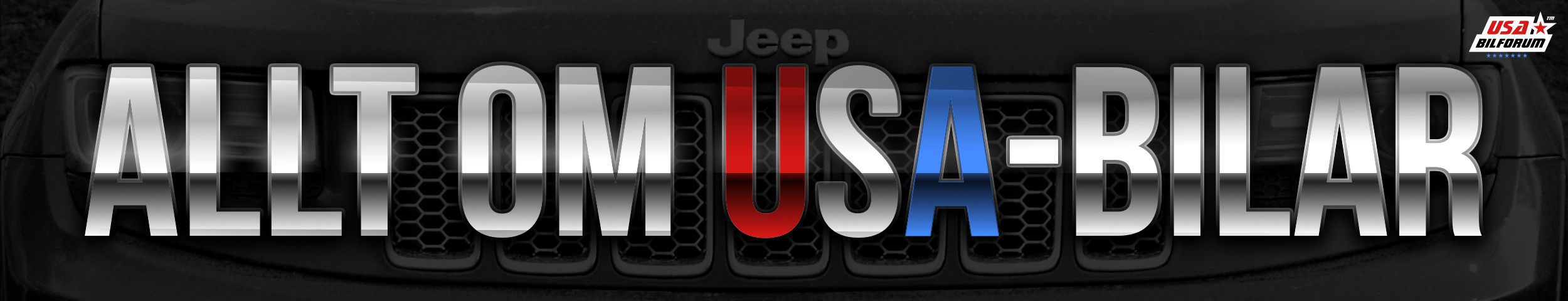 USAbilforum - Allt om USA-bilar