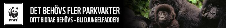 Stöd WWF - Bli fadder